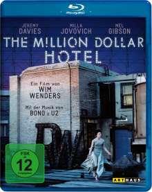 The Million Dollar Hotel (Blu-ray), Blu-ray Disc