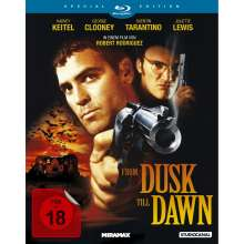 From Dusk Till Dawn (Blu-ray), 2 Blu-ray Discs