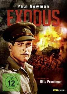 Exodus (1960), DVD