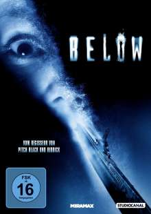 Below, DVD