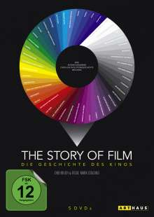 The Story of Film, 5 DVDs