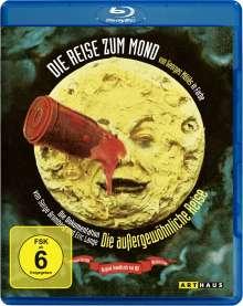 Die Reise zum Mond (1902) (Blu-ray), Blu-ray Disc