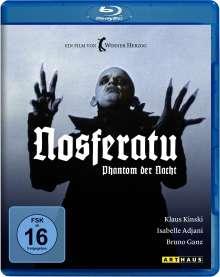 Nosferatu - Phantom der Nacht (Blu-ray), Blu-ray Disc
