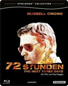 72 Stunden - The Next Three Days (Blu-ray im Steelbook), Blu-ray Disc