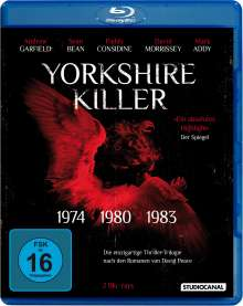 Yorkshire Killer (auch: Red Riding Trilogy) (Blu-ray), 2 Blu-ray Discs