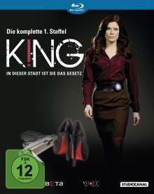 King Season 1 (Blu-ray), Blu-ray Disc