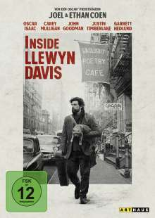 Inside Llewyn Davis, DVD