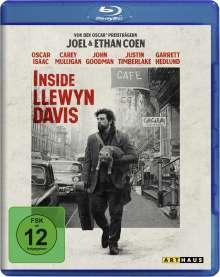 Inside Llewyn Davis (Blu-ray), Blu-ray Disc