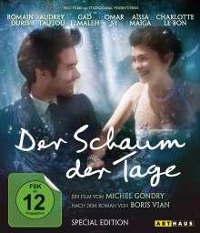 Der Schaum der Tage (Blu-ray), Blu-ray Disc