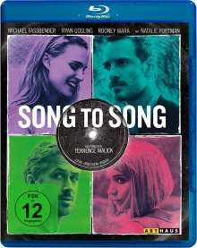 Song to Song (Blu-ray), Blu-ray Disc