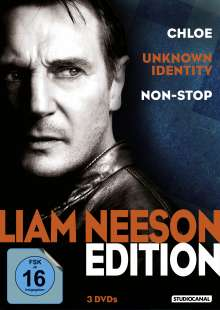 Liam Neeson Edition, 3 DVDs