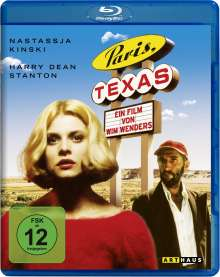 Paris, Texas (Blu-ray), Blu-ray Disc
