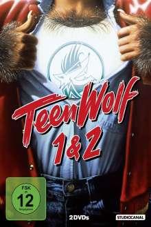 Teen Wolf 1+2, DVD