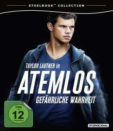 Atemlos - Gefährliche Wahrheit (Blu-ray im Steelbook), Blu-ray Disc