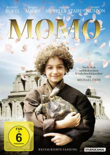 Momo (1986), DVD