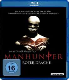Manhunter (Blu-ray), Blu-ray Disc