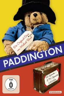 Paddington Vol. 1, DVD