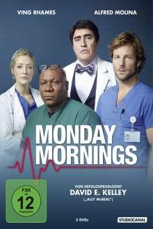 Monday Mornings Season 1, 3 DVDs
