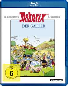 Asterix der Gallier (Blu-ray), Blu-ray Disc