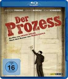 Der Prozess (1962) (Blu-ray), Blu-ray Disc