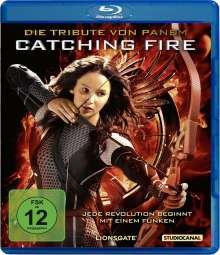 Die Tribute von Panem - Catching Fire (Blu-ray), Blu-ray Disc