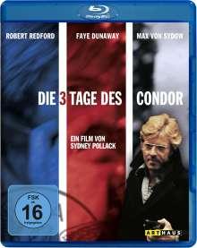 Die drei Tage des Condor (Blu-ray), Blu-ray Disc