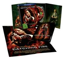 Die Tribute von Panem - Catching Fire (Fan Edition) (Blu-ray), Blu-ray Disc