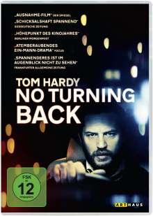 No Turning Back, DVD