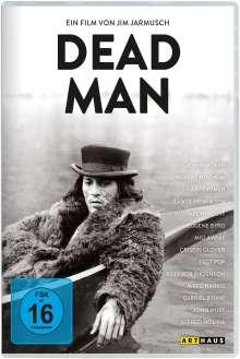 Dead Man, DVD
