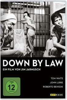 Down by Law (OmU), DVD