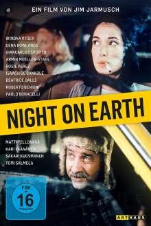 Night on Earth (OmU), DVD