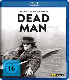 Dead Man (Blu-ray), Blu-ray Disc