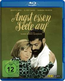 Angst essen Seele auf (Blu-ray), Blu-ray Disc