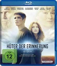Hüter der Erinnerung (Blu-ray), Blu-ray Disc