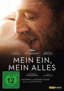 Mein Ein, mein Alles, DVD
