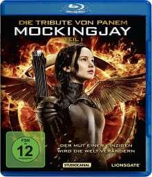 Die Tribute von Panem - Mockingjay Teil 1, Blu-ray Disc