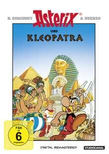 Asterix und Kleopatra, DVD