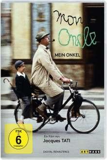 Mein Onkel, DVD