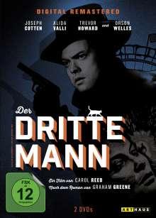 Der dritte Mann (Special Edition), 2 DVDs