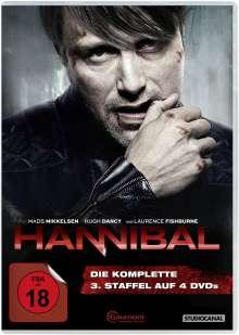 Hannibal Staffel 3, 4 DVDs