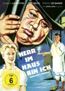 Der Herr im Haus bin ich, DVD