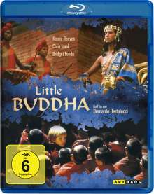 Little Buddha (Blu-ray), Blu-ray Disc