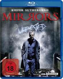 Mirrors (Blu-ray), Blu-ray Disc