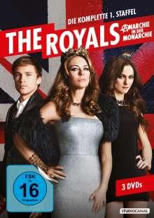 The Royals Staffel 1, 3 DVDs