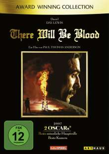 There Will Be Blood, DVD