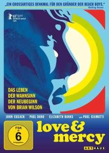 Love & Mercy, DVD