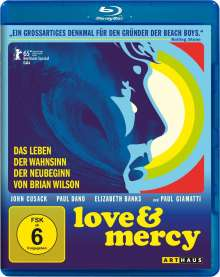 Love & Mercy (Blu-ray), Blu-ray Disc