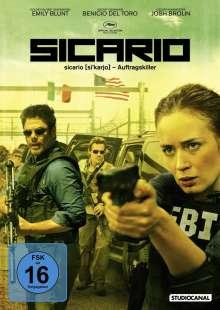 Sicario, DVD