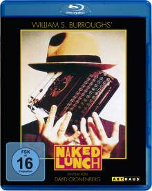 Naked Lunch (Blu-ray), Blu-ray Disc