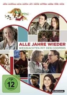 Alle Jahre wieder - Weihnachten mit den Coopers, DVD